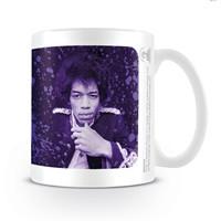Jimi Hendrix - KISS THE SKY bögre