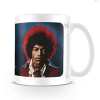 Jimi Hendrix - BOTH SIDES OF THE SKY bögre