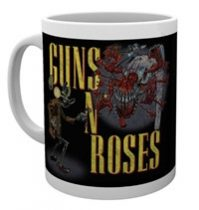 Guns N' Roses - ATTACK bögre