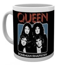 Queen - BOHEMIAN RHAPSODY bögre
