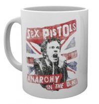 Sex Pistols - UNION JACK bögre
