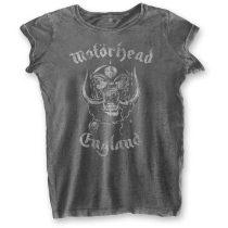 Motorhead - England (Burn Out) női póló