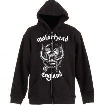 Motorhead - England Zip pulóver