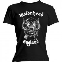 Motorhead - England női póló