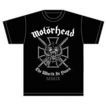 Motörhead - Iron Cross póló