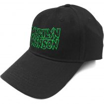 Marilyn Manson - Logo baseball sapka
