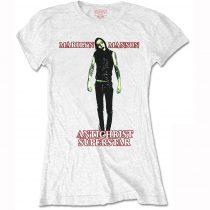 Marilyn Manson - Antichrist női póló