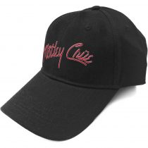 Mötley Crue - Logo baseball sapka