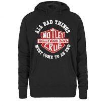 Motley Crue - Bad Boys Shield női pulóver