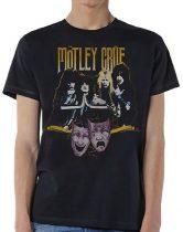Motley Crue - Theatre Vintage póló