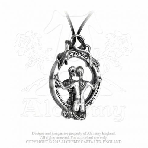 Alchemy Speculum nyaklánc