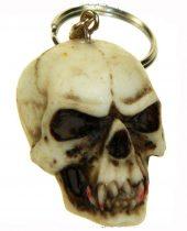 Skull kulcstartó