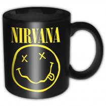 Nirvana - Smiley bögre