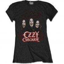 Ozzy Osbourne - Crows & Bars női póló