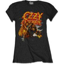 Ozzy Osbourne - Vintage Werewolf női póló