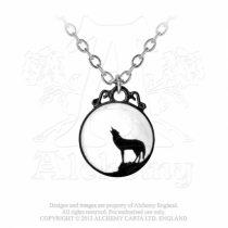 Alchemy Wolf nyaklánc
