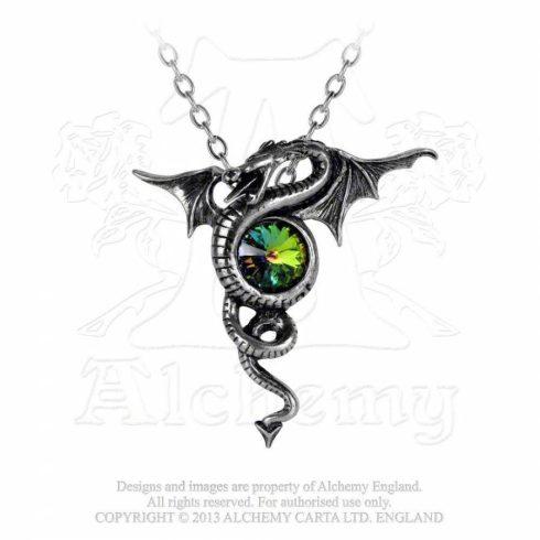 Alchemy Anguis Aeternus nyaklánc