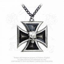 Alchemy Black Knight's Cross nyaklánc