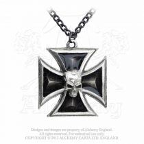 Alchemy Black Knight's Cross nyaklánc