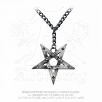 Alchemy Pentagration nyaklánc