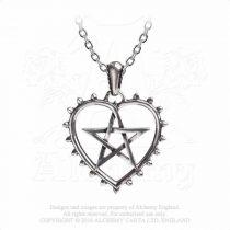 Alchemy Cunning Heart nyaklánc