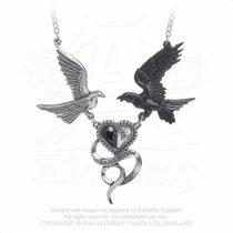 Alchemy Epiphany Of St. Corvus nyaklánc