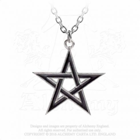 Alchemy Black Star nyaklánc