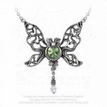 Alchemy Le Phantom Vert nyaklánc