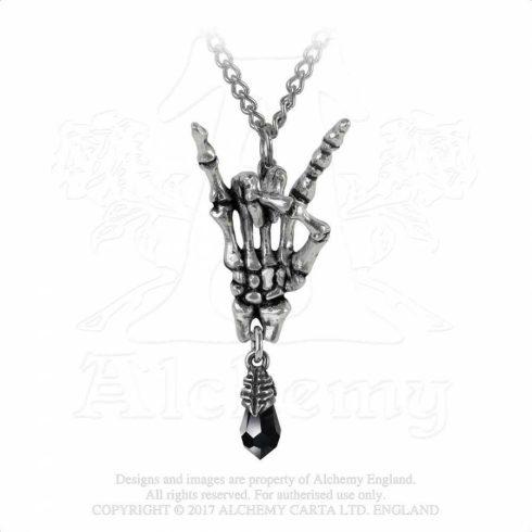 Alchemy Sign Of The Horns Femmina nyaklánc