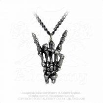 Alchemy Sign Of The Horns Maschio nyaklánc