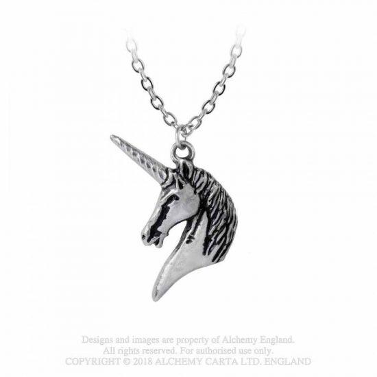 Alchemy Unicorn nyaklánc