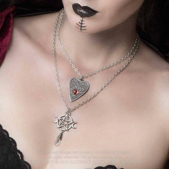 Alchemy Petit Ouija nyaklánc