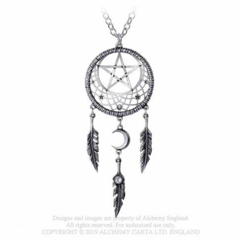Alchemy Pagan Dream Catcher nyaklánc