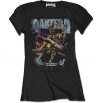 Pantera - Vintage Rider női póló