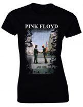 Pink Floyd - BURNING MAN női póló