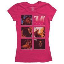 Pink Floyd - Live Poster női póló