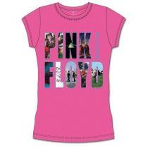 Pink Floyd - Echoes Album Montage női póló