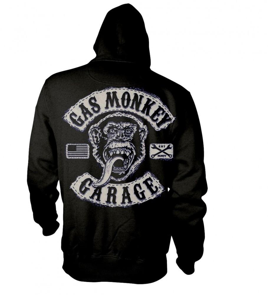Gas Monkey Garage - Logo pulóver - RockStore.hu - Rockzenei ... 3631164678