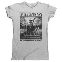Green Day - POWER SHOT női póló