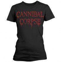 Cannibal Corpse - DRIPPING LOGO női póló