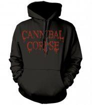Cannibal Corpse - DRIPPING LOGO pulóver
