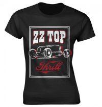 ZZ Top - PH10579GS női póló