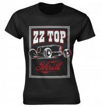 ZZ Top - THRILL női póló