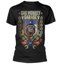 Gas Monkey Garage - GO BIG OR GO HOME póló