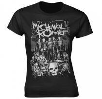 My Chemical Romance - DEAD PARADE női póló