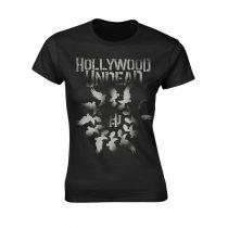 Hollywood Undead - DOVE GRENADE SPIRAL női póló