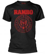 Rambo - FIRST BLOOD 1982 póló