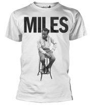 Miles Davis - STOOL póló