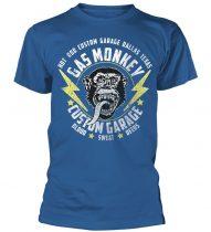Gas Monkey Garage - LIGHTNING BOLTS póló