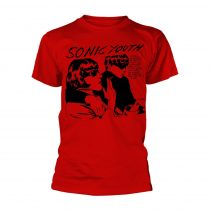 Sonic Youth - GOO ALBUM COVER (RED) póló